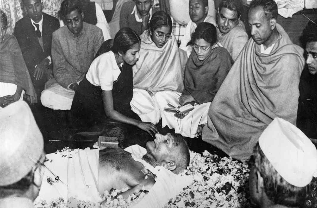 Gandhi assassination