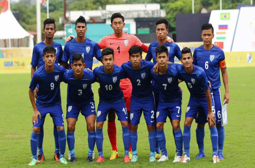 India U-17