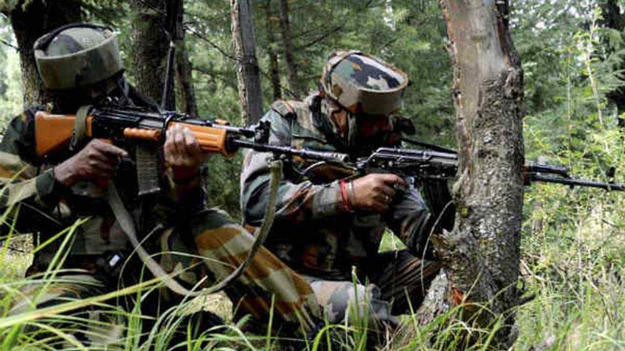 Two LeT terrorists including commander killed in encounter in Kashmir's Pulwama