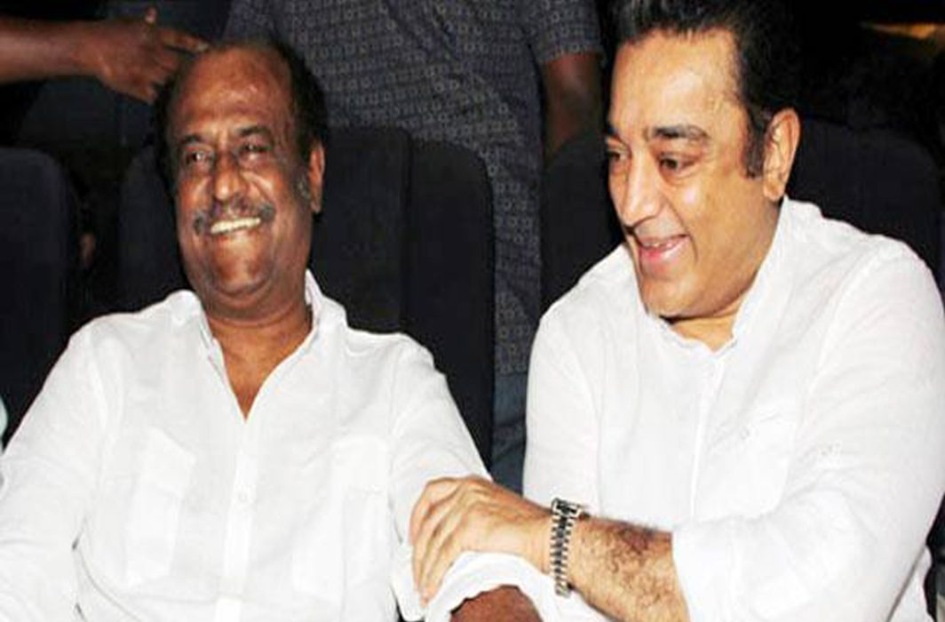 Rajinikanth's advise to Kamal Haasan: Fame, money not enough to succeed in politics