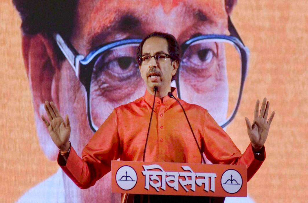 Uddhav-ThackerayIndia for Hindus first, others later: says Shiv Sena in Saamana editorial