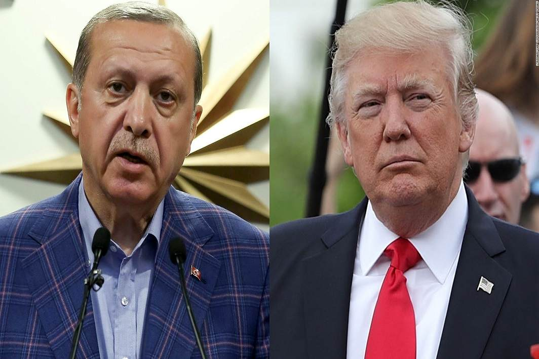 Erdogan: US decision on Visa saddening, justifies retaliation