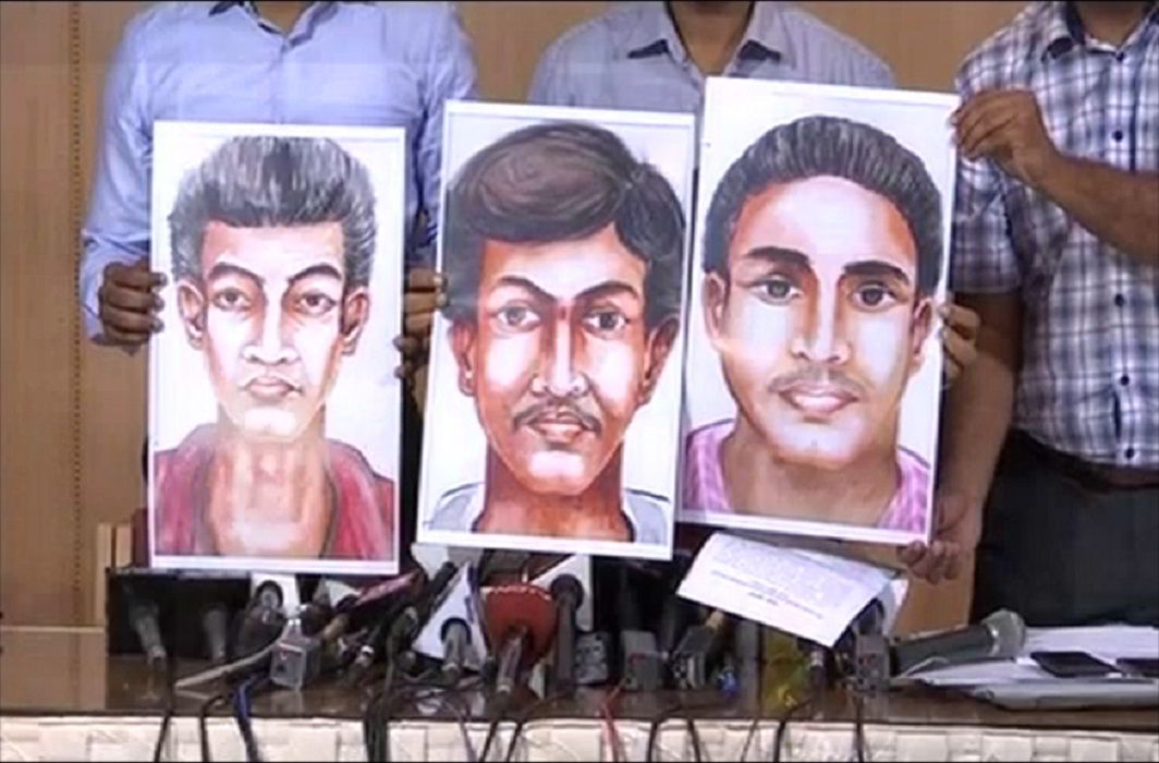 SIT release sketches of two main suspects in journalist Gauri Lankesh murder