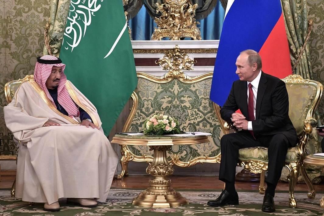 Russia, US sell advance weapons to Saudi Arabia