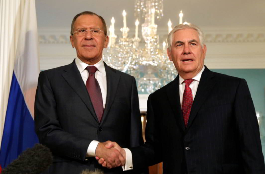 Russia: US pursuing double standard in fight against terror in Syria