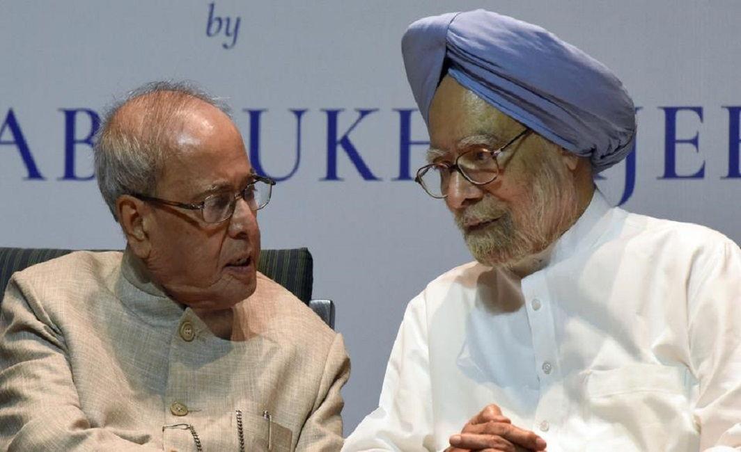 Pranab Mukherjee reveals political drama of his time