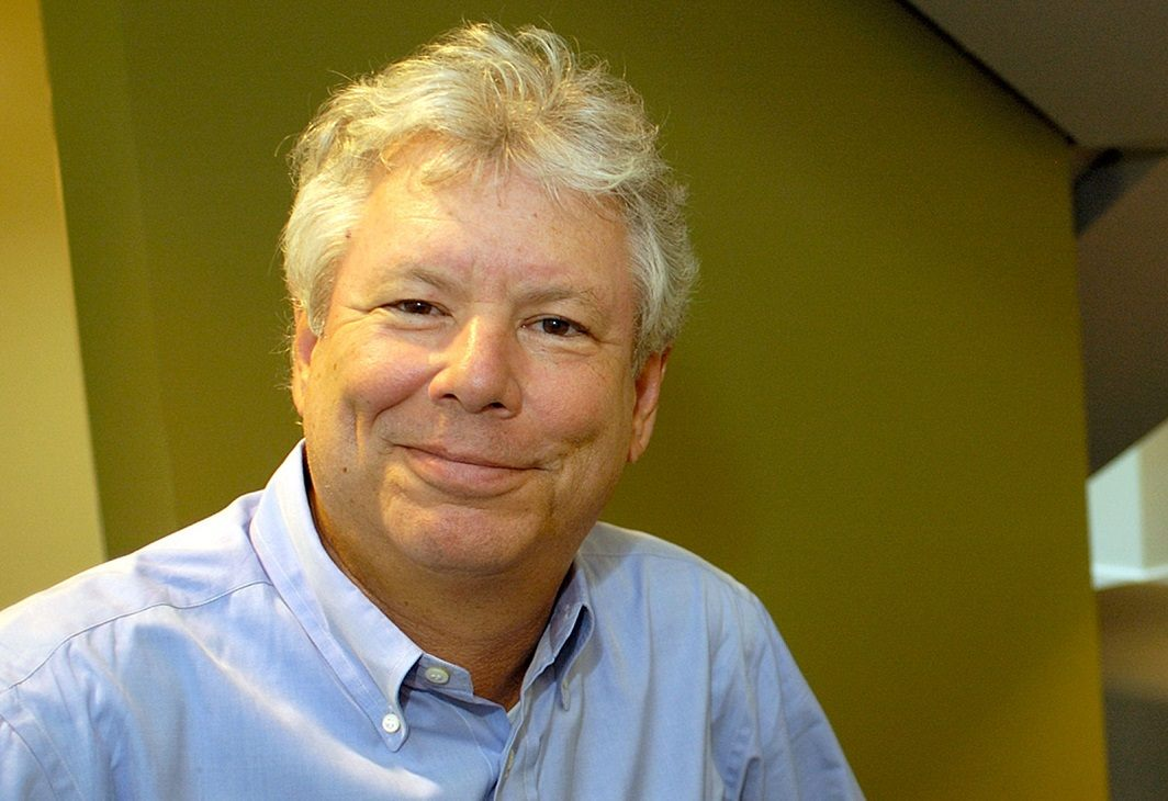 US economist Richard Thaler wins Nobel economic prize for integrating economics and psychology