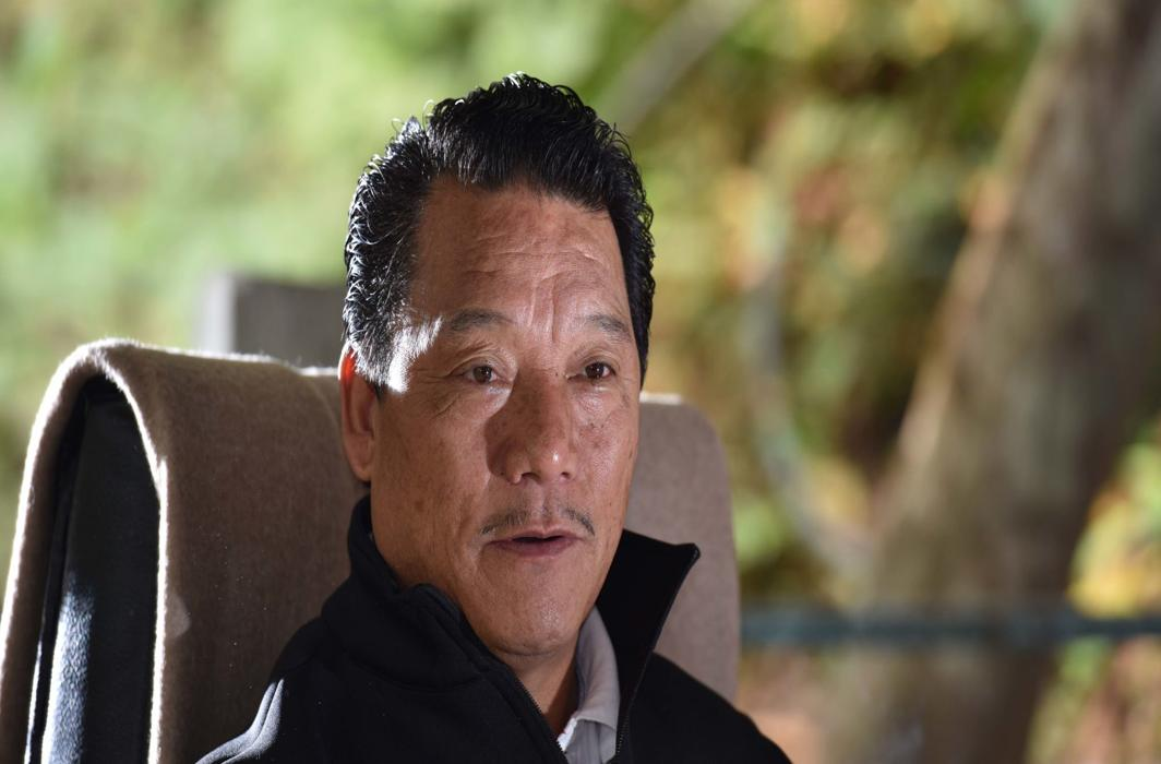 Bimal Gurung suspended as GJM chief by his one-time protégé Binay Tamang