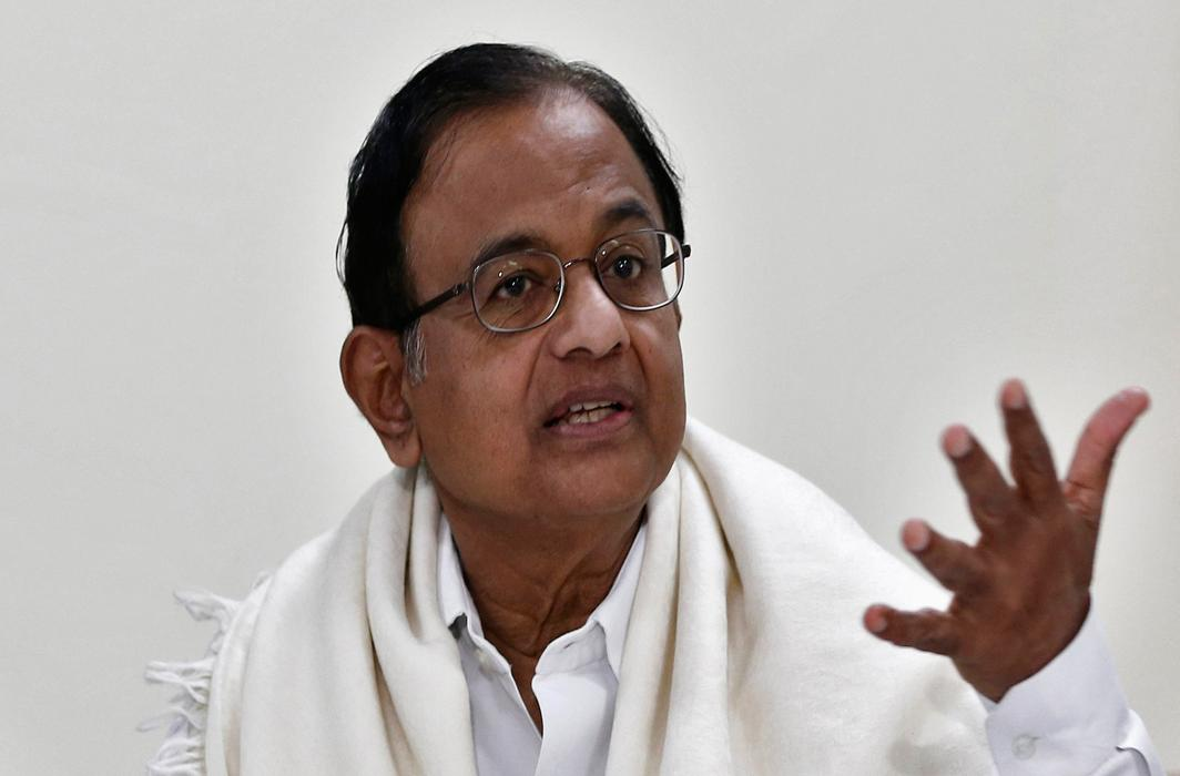 "Modi's ""grand stupid thought"" jibe at Rahul: Chidambaram asks if Arvind Subramaniam is stupid too"