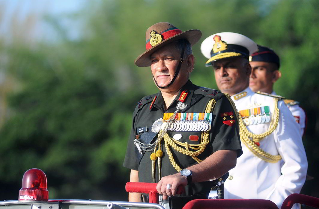 No shortage of arms in Indian Army, modernization required: Gen Bipin Rawat