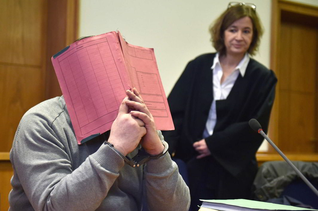 Germany serial killer: Niels Hoegel 'killed at least 100' Patients out of 'Boredom'
