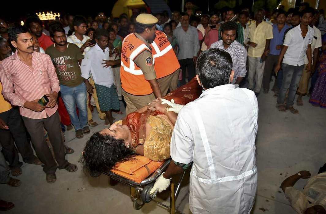 Krishna boat mishap: 19 dead, rescue ops underway