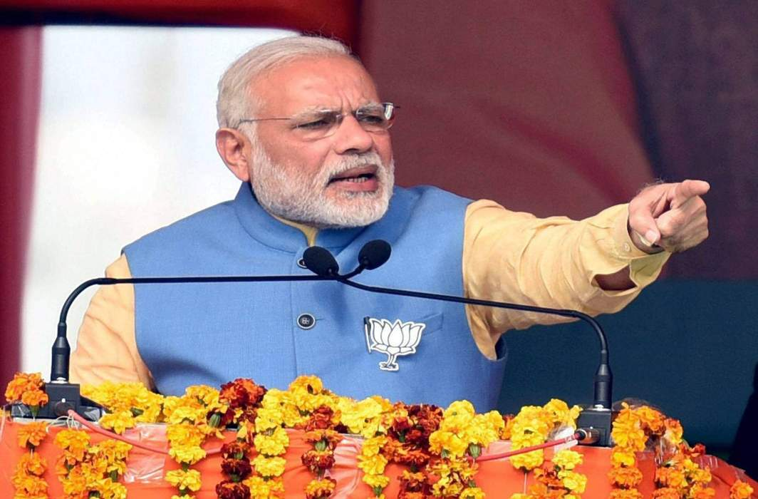Modi far ahead others in popularity, majority of Indians favour dictatorship