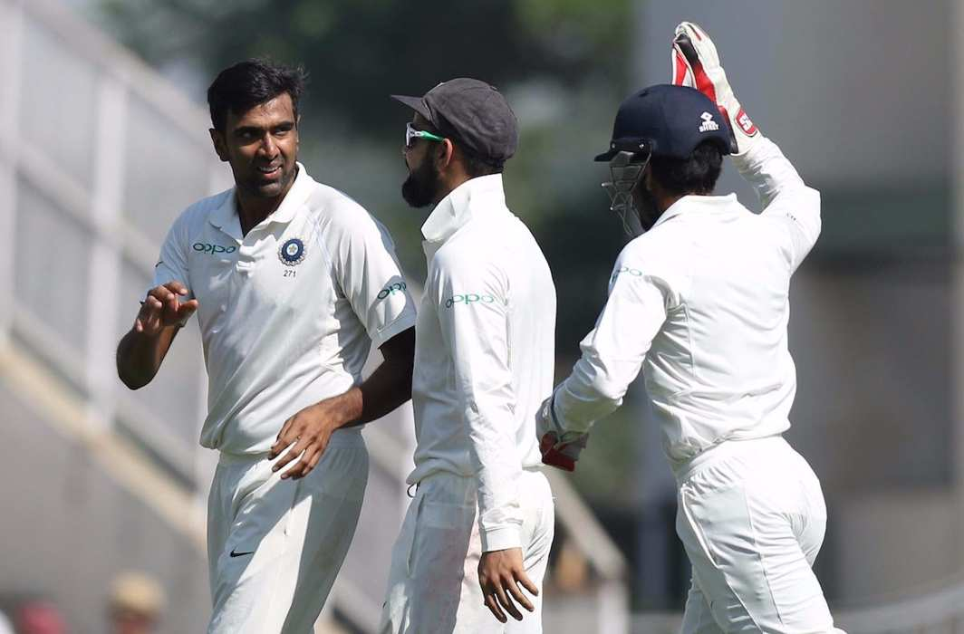 India Vs Sri Lanka 2nd Test: Ashwin fastest to bag 300 wickets as host secure mammoth win