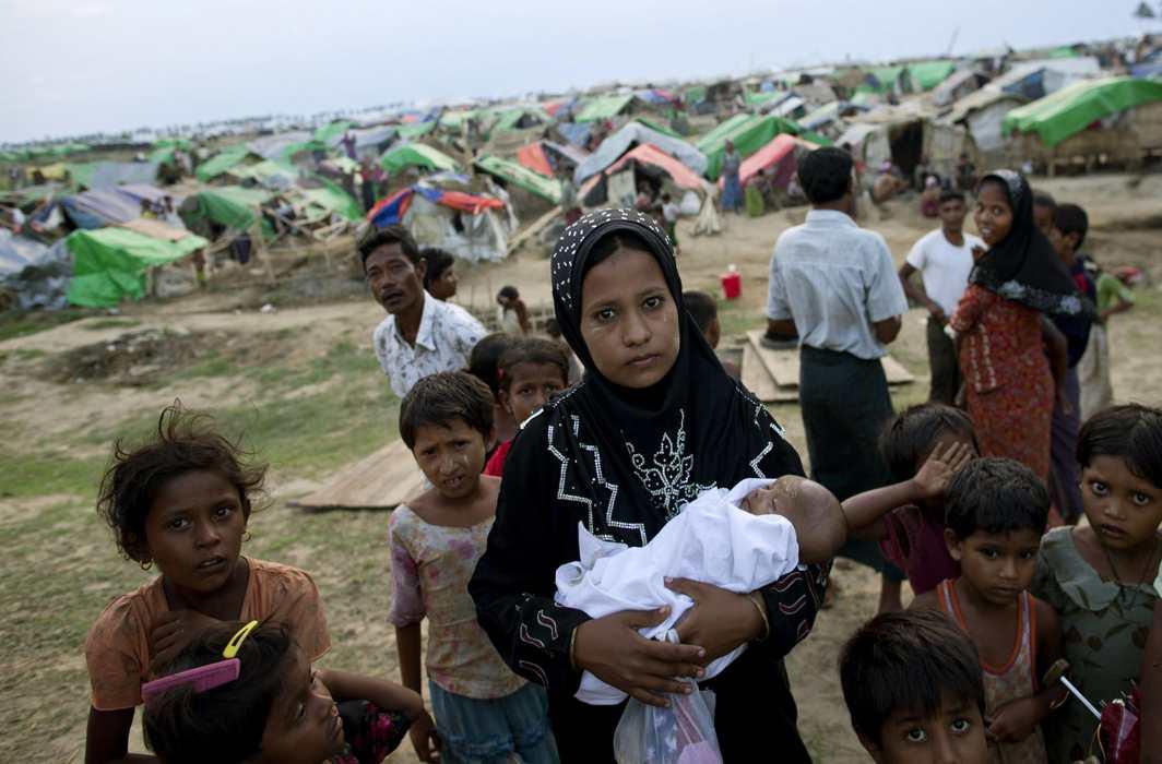 Rohingya exodus: Myanmar signs repatriation pact with Bangladesh