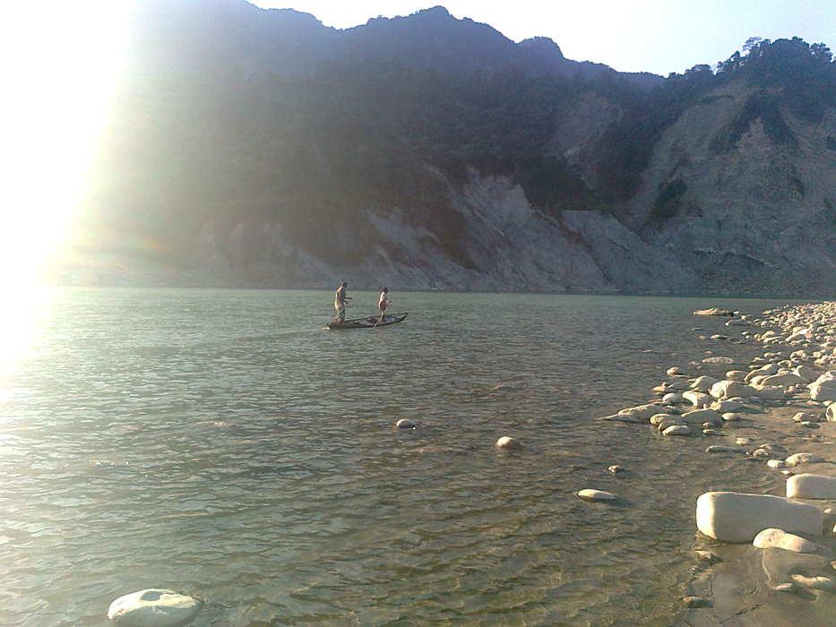 Siang – Brahmaputra's name in Arunachal Pradesh – turn black and turbid, locals suspect China