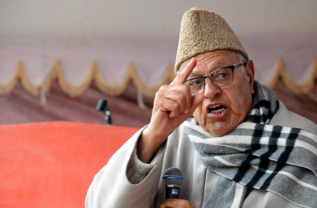 Farooq Abdullah heckled, violent incidents mar Eid festivities in Kashmir valley