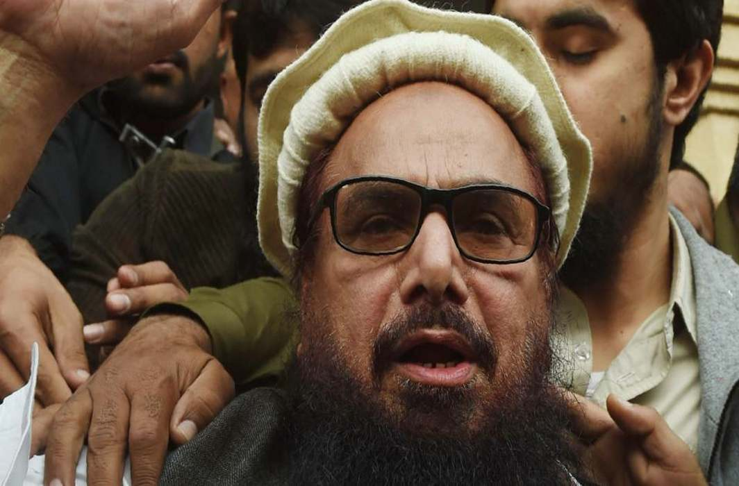 Hafiz Saeed files petition at UN for delisting from terror list