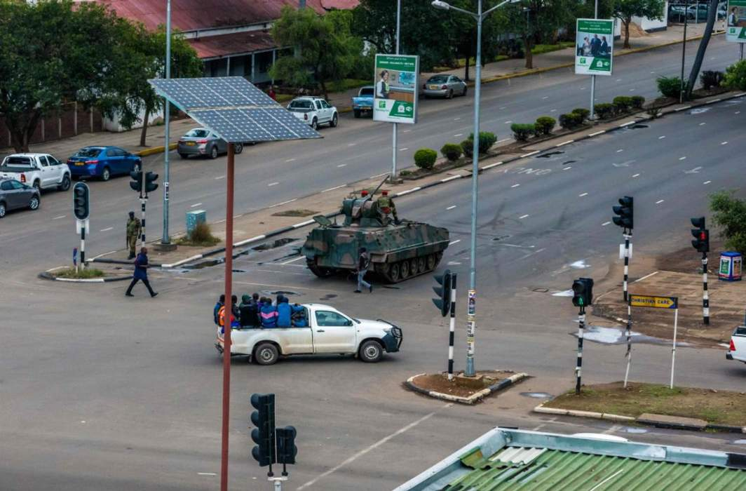 Zimbabwe: Harare remains calm, preparations underway for transitional government