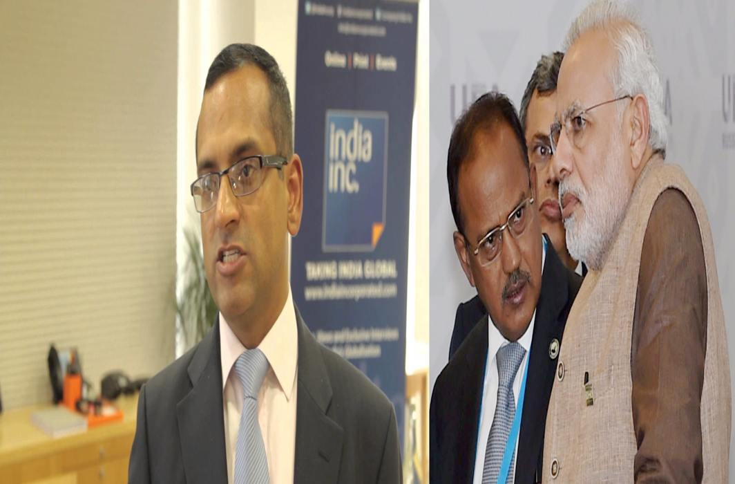 After Jay Amit Shah, NSA Ajit Doval's son Shaurya puts BJP in a spot