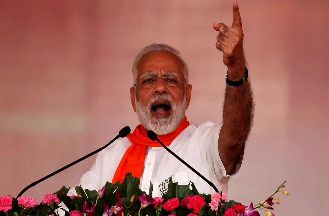 Attacking Congress, playing victim, PM Modi dismisses criticism saying Lotus blooms in muck