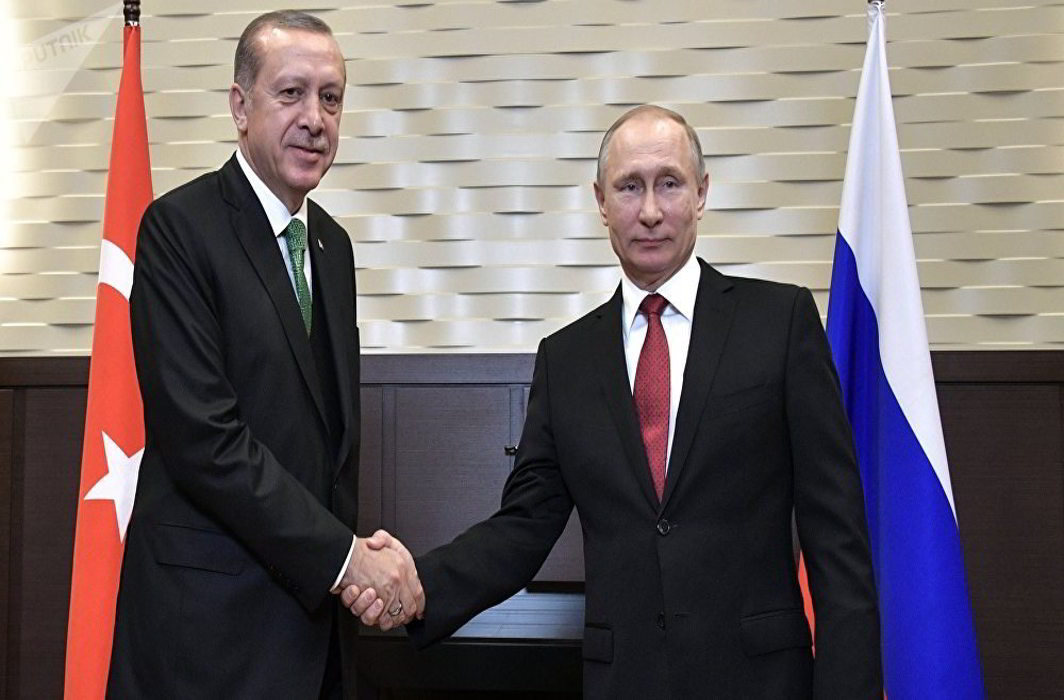 Putin: Relations with Turkey be considered fully restored