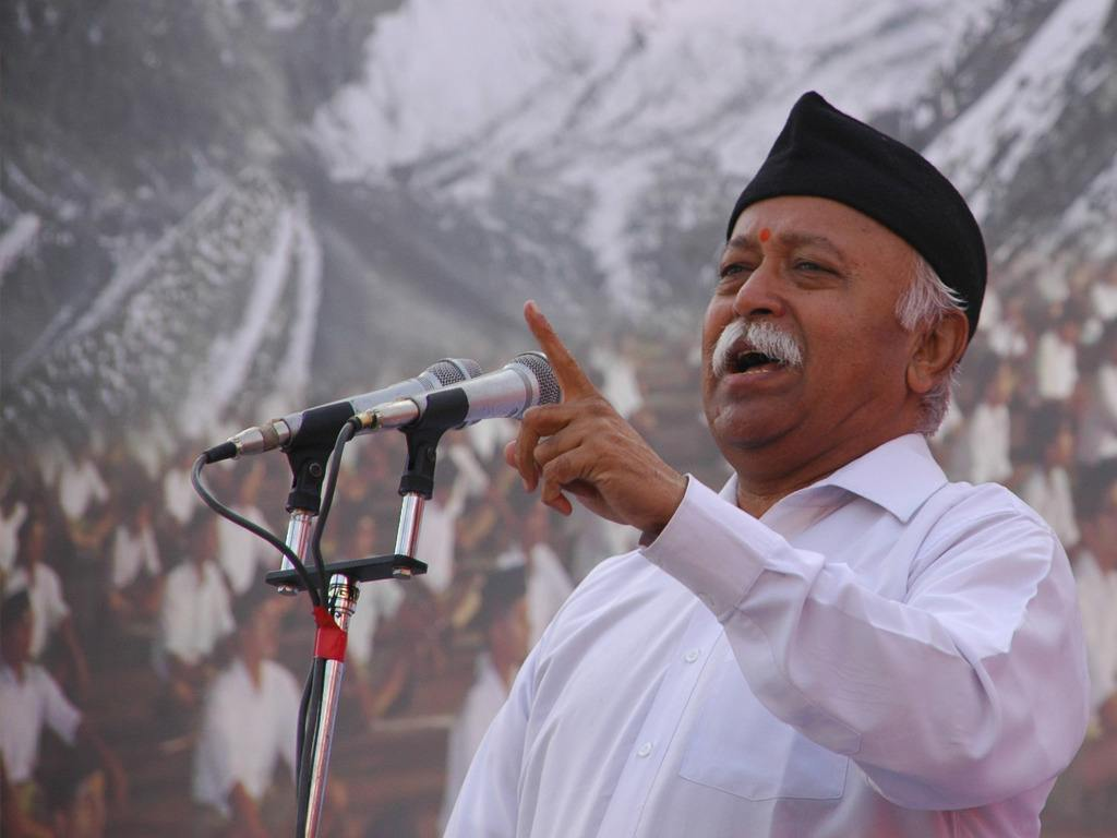 Everyone living in India, even Muslims, is a Hindu: RSS chief Mohan Bhagwat