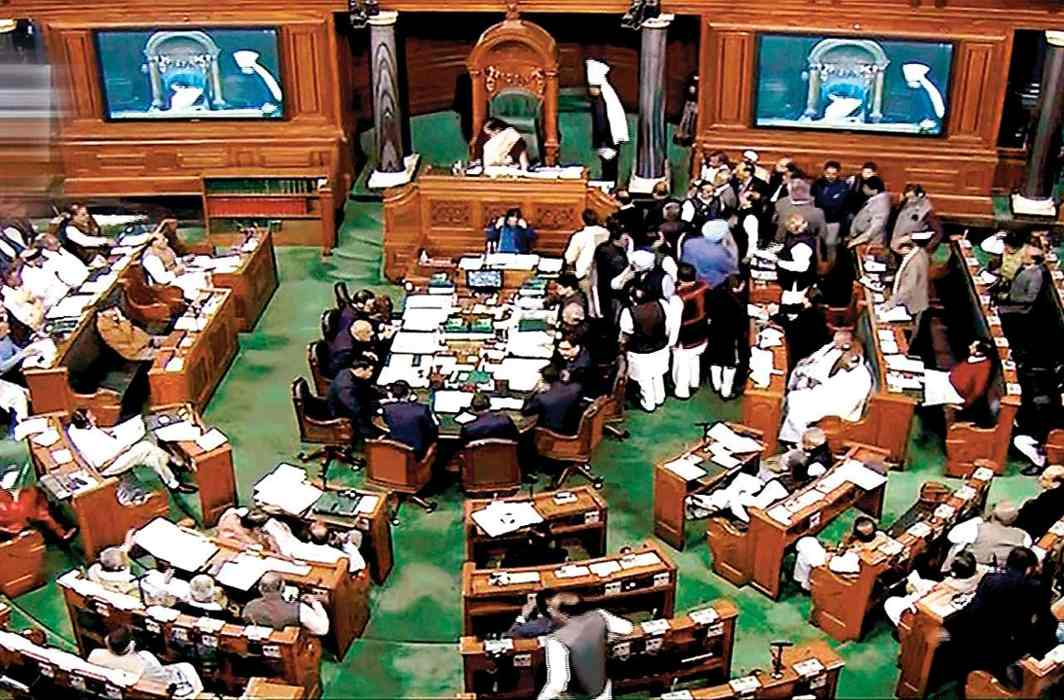 Parliament disrupted again as 2G Case verdict peps up Congress