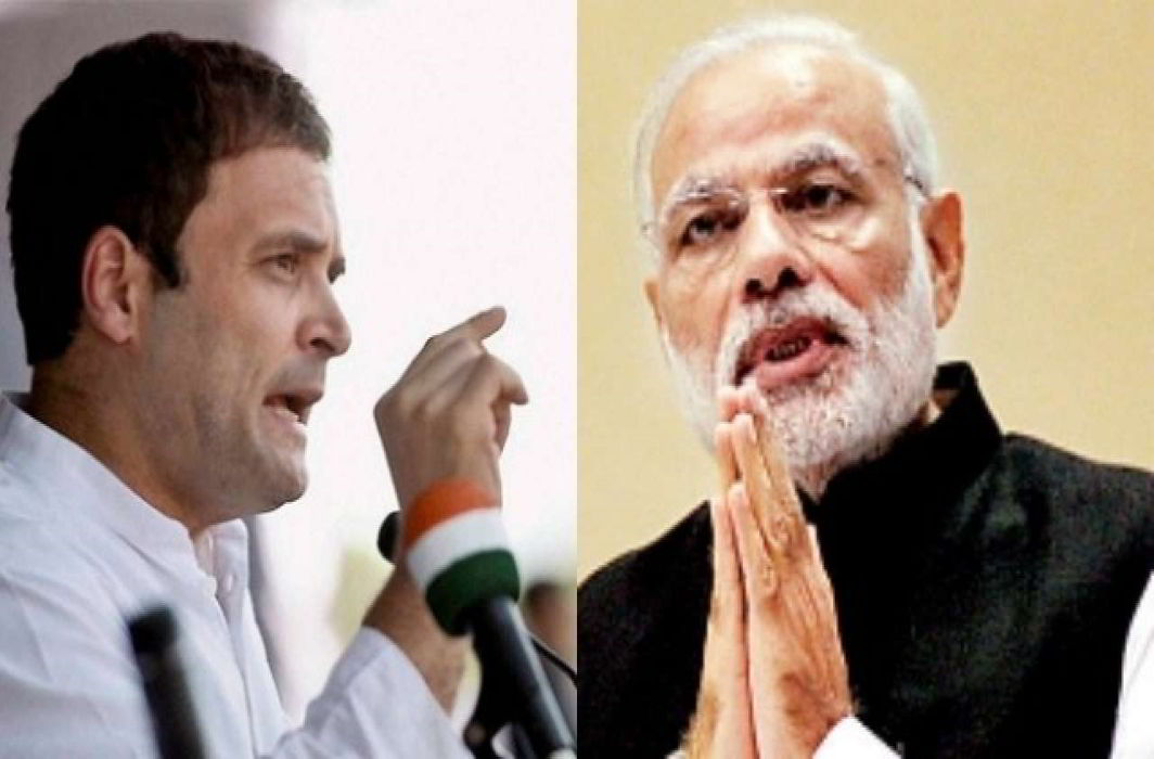 19 districts of Gujarat go to polls amid Rahul-Modi war of words