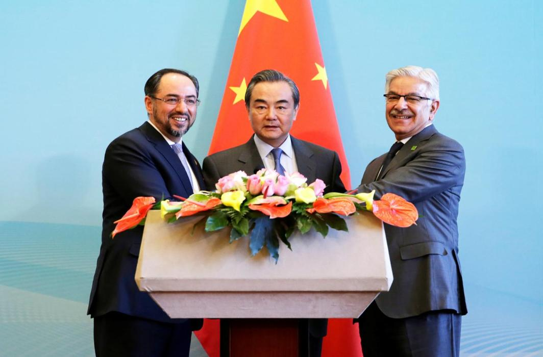 China, Pakistan to look for extending CPEC for Afghanistan