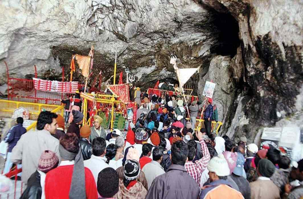 Amarnath shrine not 'silence zone', bhajans and chanting mantras allowed, clarifies NGT
