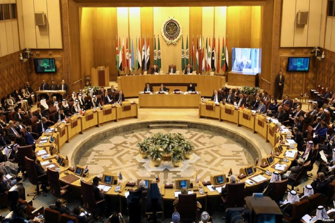 Arab League call Trump's Jerusalem move as dangerous