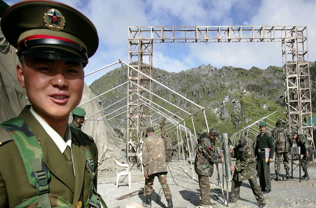 China deploys more soldiers in Doklam with helipads and improved infrastructure