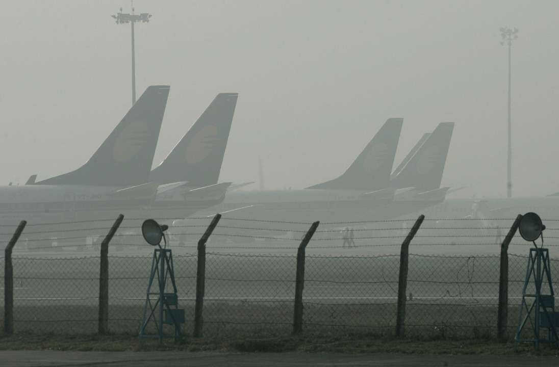 Delhi fog: Low visibility results in delays, diversions of flights at IGI airport