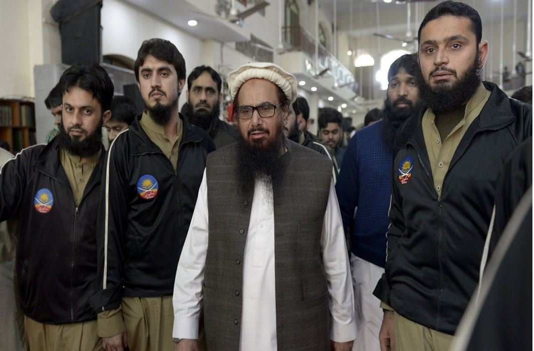 Pakistan: Hafiz Saeed's JuD to contest elections in 2018