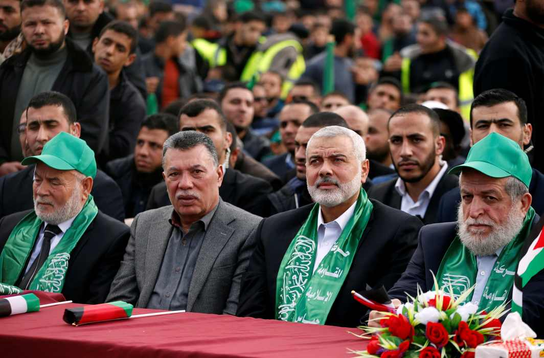 Jerusalem move: Ismail Haniyeh say US offered Abu Dis as alternate capital