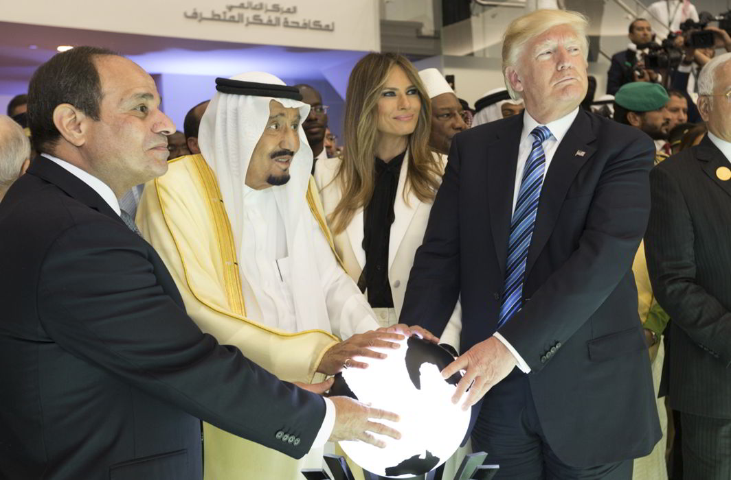 Saudi Arabia and Egypt gave prior consent for Trump's Jerusalem move