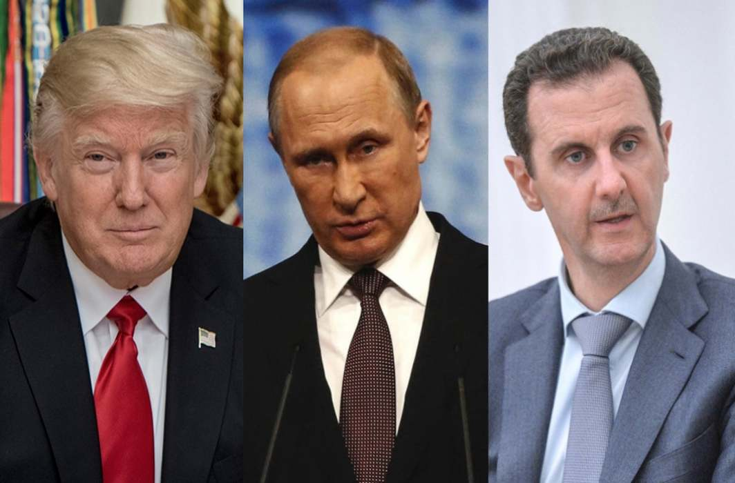 Russia: US runs training camps for militants in Syria