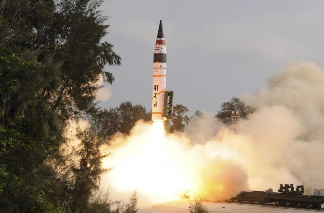 Agni V Launch: India Joins Exclusive Club Of Countries With ICBMs Of Over 5,000 km Range