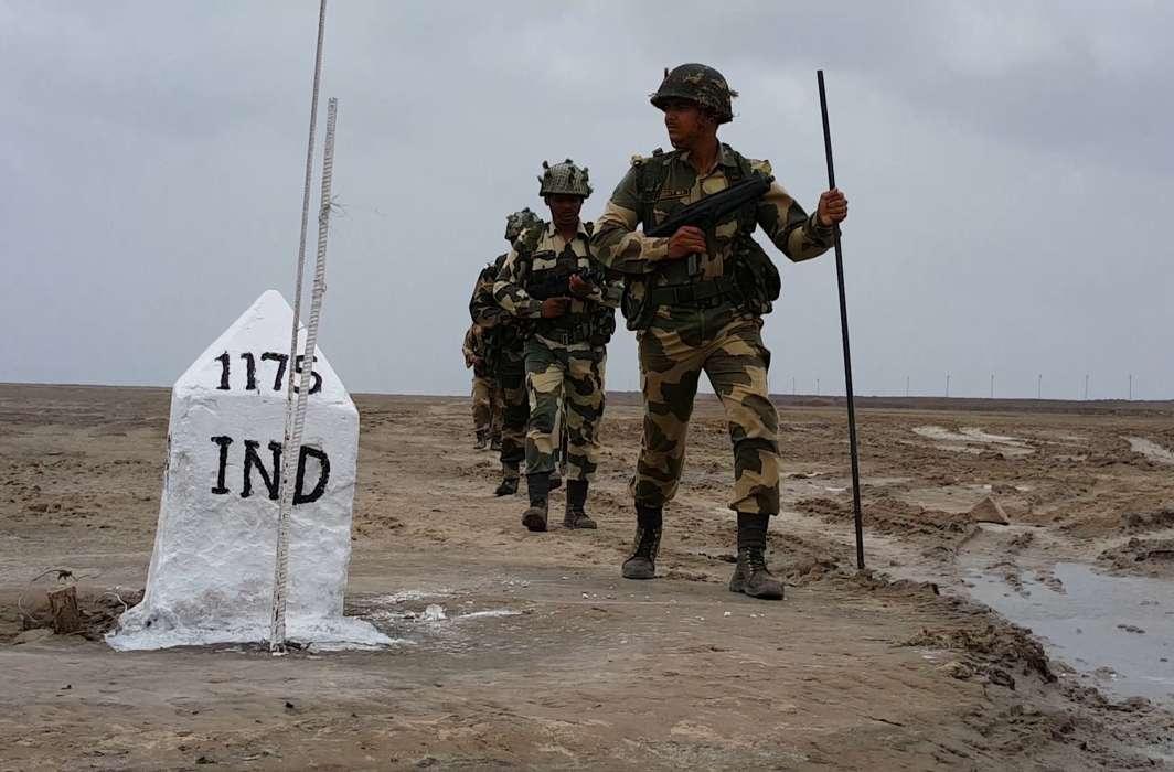 BSF launches 'Operation Alert' across International Border in J&K