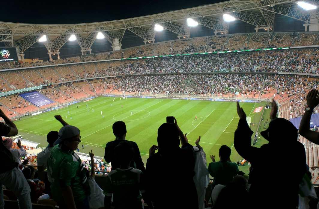 Women watching soccer un-Islamic, says Darul Uloom cleric