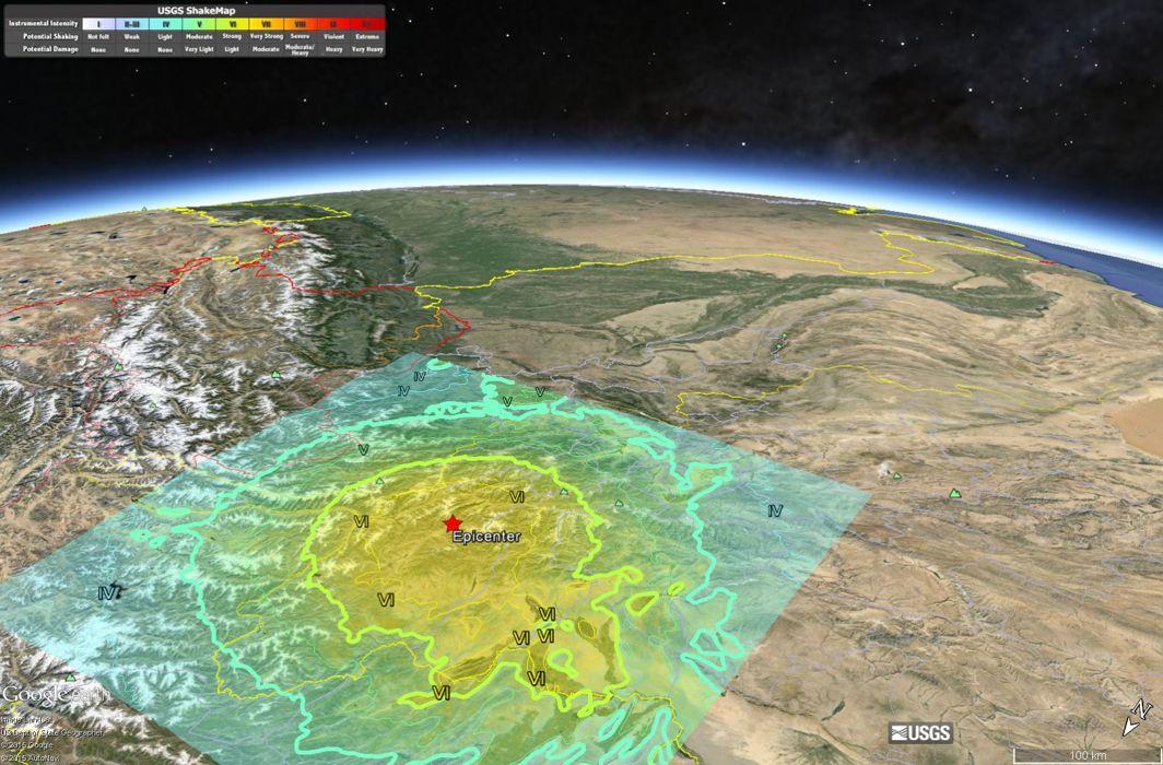 6.1 magnitude quake hits Afghanistan, tremors felt in Delhi-NCR