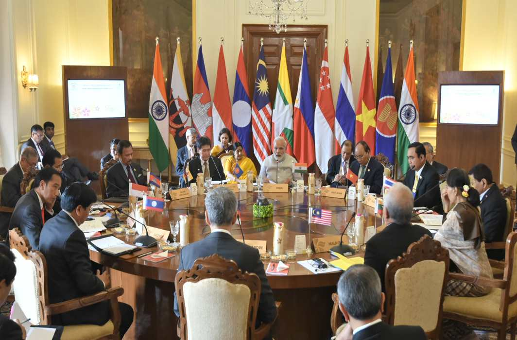 PM Modi lays emphasis on Maritime security cooperation with ASEAN