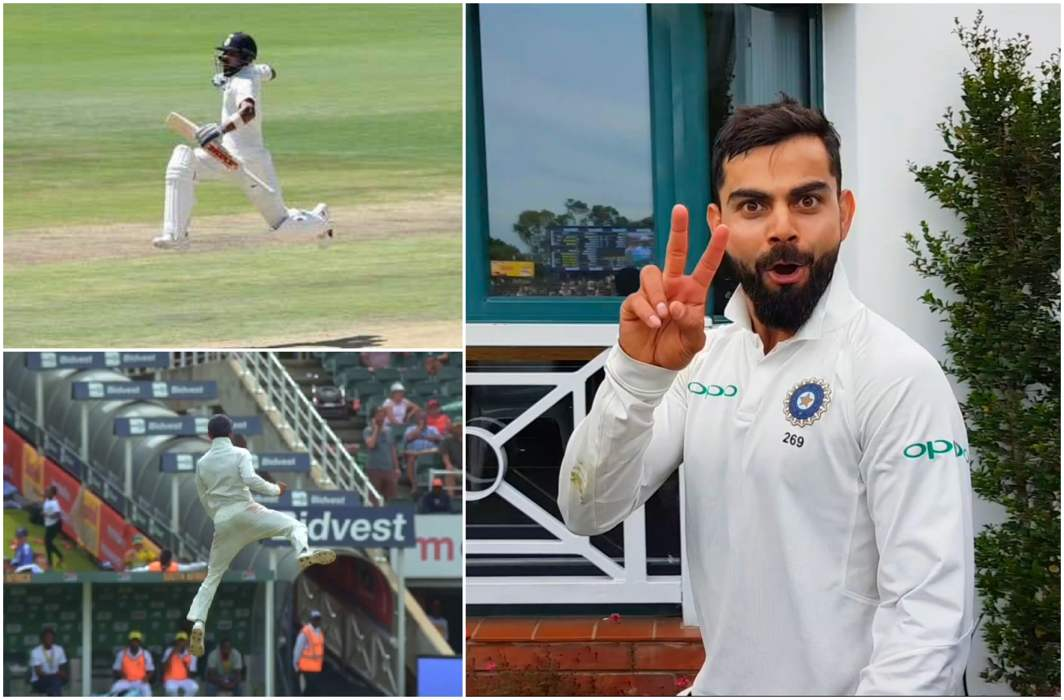 Not cover-drives, Virat Kohli's 'gravity-defying' jumps impress fans on Twitter