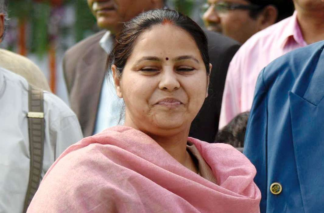 Misa Bharti (file picture)/Photo: UNI