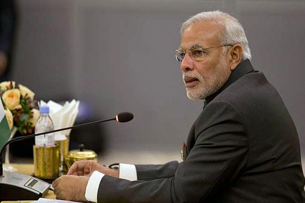 PM Modi leaves for World Economic Forum meet in Davos