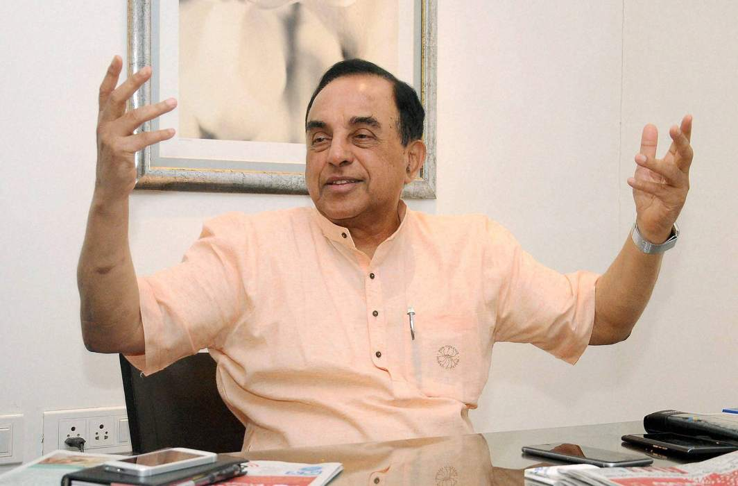 SC asks Swamy to establish maintainability of his plea in Sunanda Pushkar death case