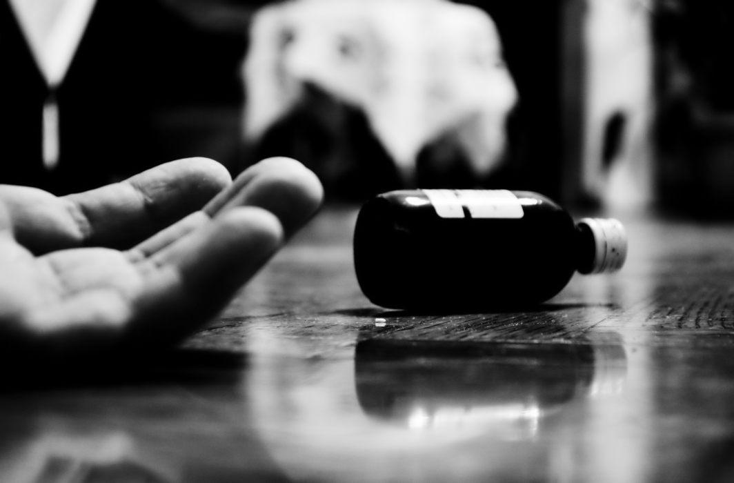 Trader who took poison at BJP headquarter to protest demonetization, GST dies