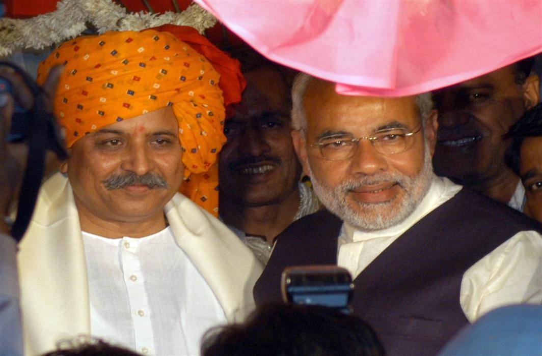 Togadia drags Narendra Modi into his fake encounter plot claim