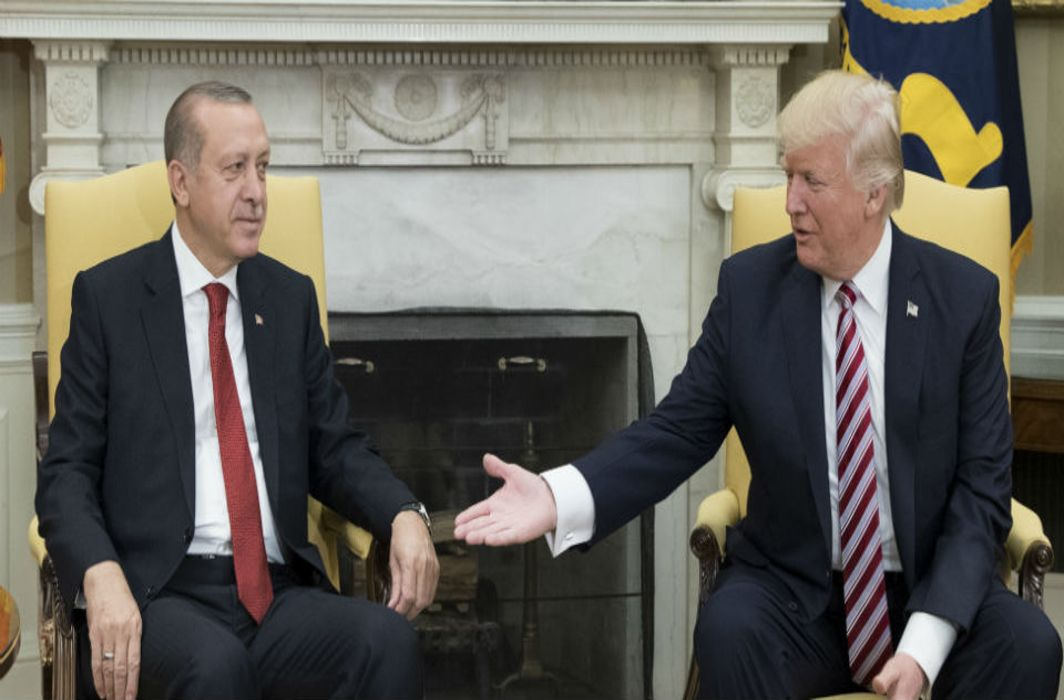 Turkey summons US diplomat for supporting Syrian Kurd group